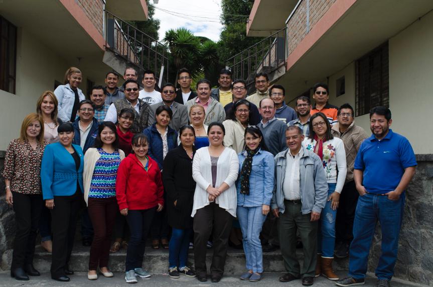 Jornada de Atualização Docente - Equador